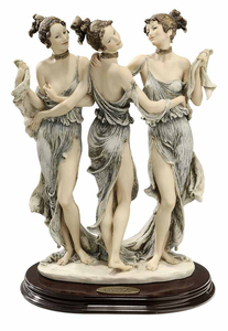 Giuseppe Armani Porcelain Figure Group