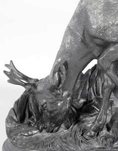 Three Animalier Sculptures