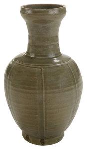 Celadon-Glazed Song Dynasty Vase