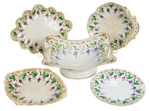 16 Pieces Derby China