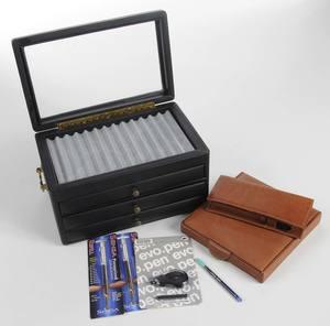 Seven Assorted Pen Accessories