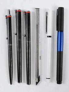 Six Pens & Mechanical Pencil