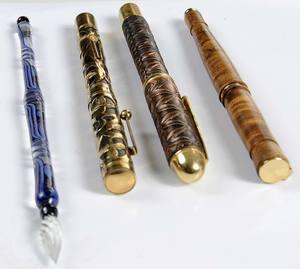 Four Pens