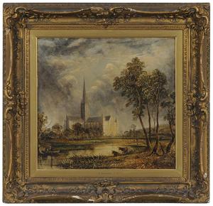 Imitator of John Constable
