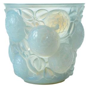 R. Lalique Oran Vase, No. 999