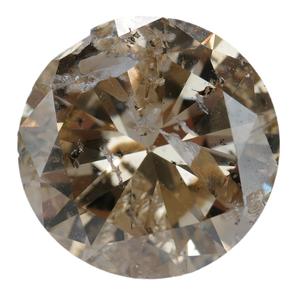 4.86 Carat Round Brilliant Diamond*