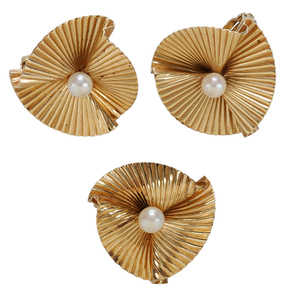 Tiffany & Co. Ear Clips, Similar Pin