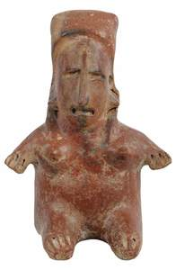 Pre-Columbian Nayarit Sculpture