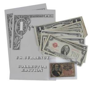 40 US Miscellaneous Bank Notes