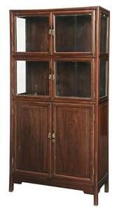 Fine Chinese Hardwood Cabinet