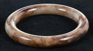 Five Jade/Hardstone Bracelets