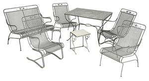 Seven Piece Set Garden Furniture