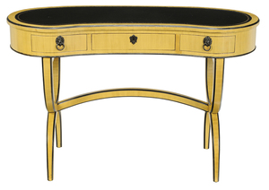 Classical Style Kidney Form Writing Desk
