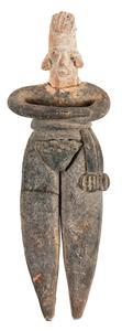 Colima Clay Figure