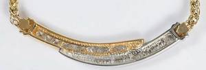 14kt. Diamond Necklace
