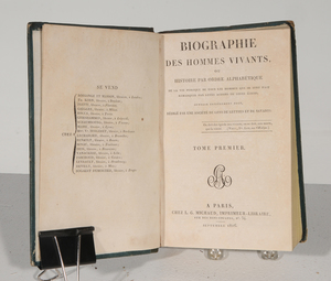 Biographie Universelle, 53 Volumes