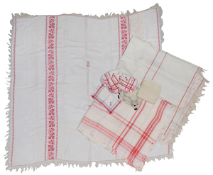 Assorted Table Linens including Two Sets