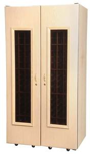 Vinotech Wine Refrigerator, 62 Assorted Wines