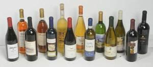 Vinotech Wine Refrigerator, 62 Assorted Wines