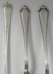 Gorham Plymouth Sterling Flatware, 120 Pieces
