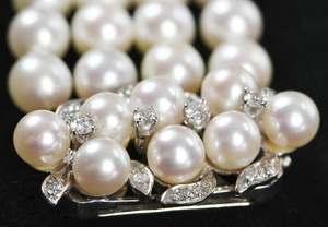 14kt. Pearl Bracelet