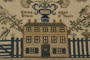 1800 House and Verse Needlework
