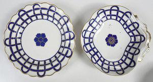 26 Pieces Derby Porcelain Assembled Set