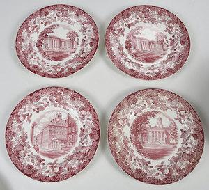 20 Mason's and Wedgwood Plates