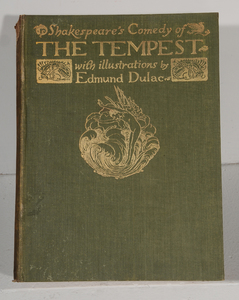 Seven Books Illustrated by Edmund Dulac