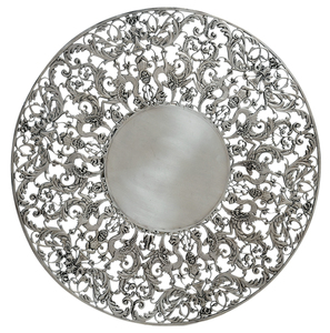 Sterling Footed Cake Plate