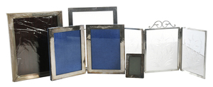 Four Sterling Frames and One Screen