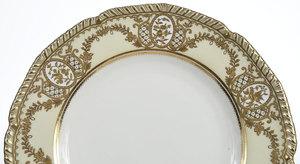 14 Royal Crown Derby Davis Collamore Plates