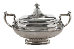 Gorham Stafford Sterling Lidded Tureen
