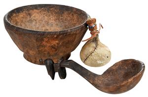 Three Iroquois Items