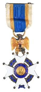 Sons of the American Revolution Medal