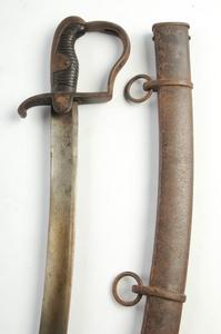 British Heavy Cavalry Sabre
