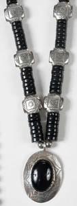 Seven Bead Necklaces