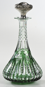Brilliant Period Cut Glass Decanter