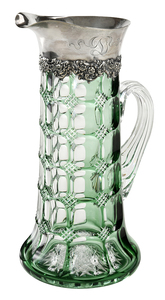 Pairpoint Brilliant Period Cut Glass Pitcher