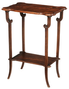 French Art Nouveau Table Attributed to Galle