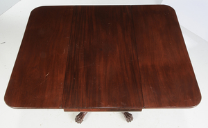 American Classical Drop Leaf Breakfast Table