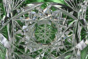 J. Hoare Brilliant Period Cut Glass Cologne