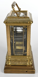 Grande Sonnerie Repeater Carriage Clock