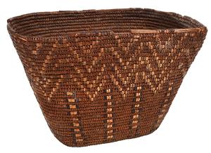 Native American Northwest Coast Basket