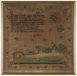1819 Seaside Needlework