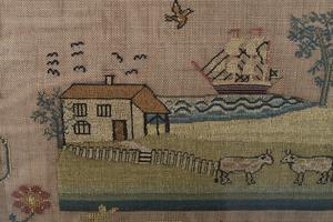 1819 Seaside Needlework