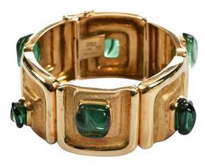 Burle Marx 18kt. Bracelet