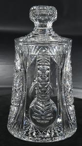 Brilliant Period Cut Glass Coffee Pot