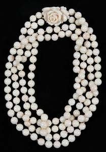 14kt. Coral Necklace