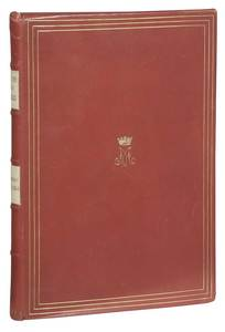 Specially Leather Bound Copy of Silver and Gold